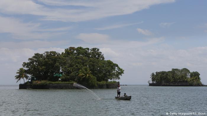Lago Cocibolca (Granada), en Granada, Nicaragua.