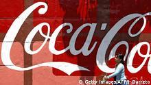Venezuela Coca Cola Werbung in Caracas