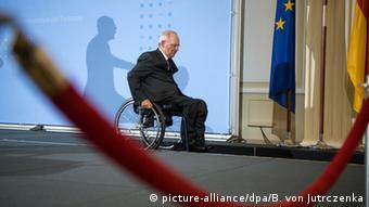 Παρά τη φυσική δυσκολία των πολλών μετακινήσεων λόγω της κρίσιμης περιόδου για τη συνοχή της ΕΕ, ο Σόιμπλε ήταν πάντα εκεί