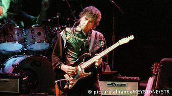 Schweiz Bob Dylan beim Gurtenfestival in Bern (picture alliance/KEYSTONE/STR)