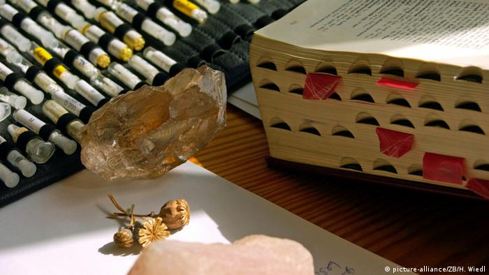 Alternativ zur Schulmedizin - Homöopathie