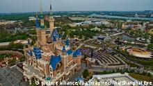 China Disneyland Shanghai