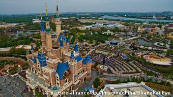 China Disneyland Shanghai