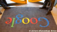 Frankreich Google Firmensitz in Paris