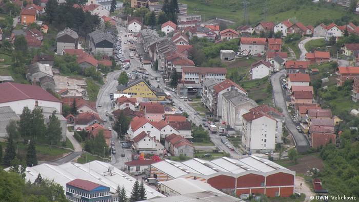 Prozor in Bosnia and Herzegovina (DW/N. Velickovic)
