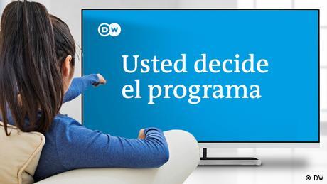 Smart TV Spanisch