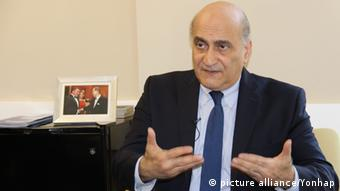 Portrait Walid Phares. Foto: picture alliance/Yonhap