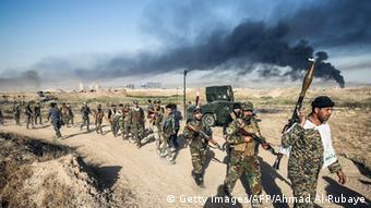 O ιρακινός στρατός έχει εξαπολύσει επίθεση για την ανακατάληψη της Φαλούτζα