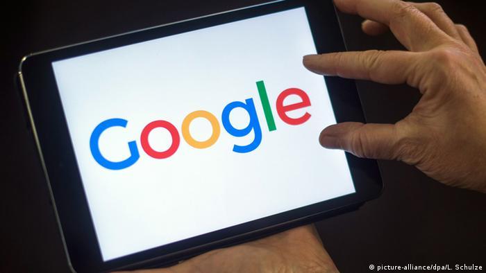 Neues Google Logo