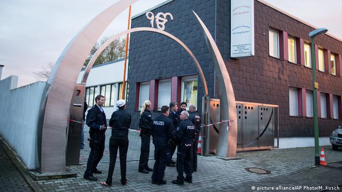 Deutschland Anschlag auf Sikh Tempel in Essen