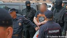 Russland Festnahme Ultranationalist Viacheslav Datsik
