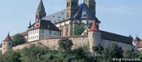 Die Comburg in Schwäbisch Hall
