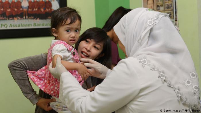 Indonesien Weibliche Genitalverstümmelung