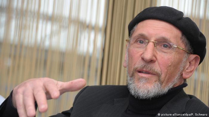 Deutschland Abdullah Uwe Wagishauser Gemeinde Ahmadiyya Muslim Jamaat