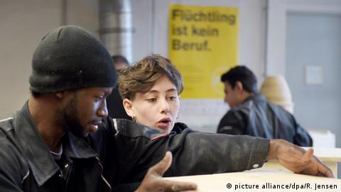 situation arbeitskräfte deutschland