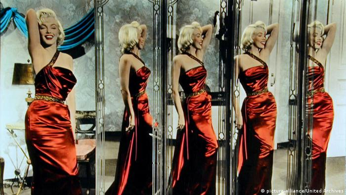 Actress Marilyn Monroe (picture-alliance/United Archives)