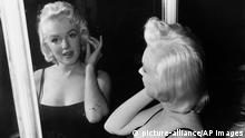 USA Marilyn Monroe Schauspielerin