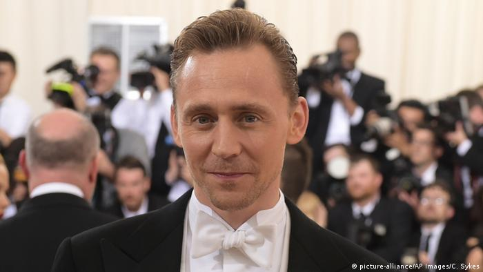 Tom Hiddleston, Foto: dpa