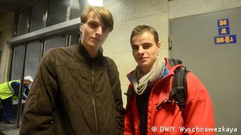 Александр и Павел