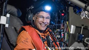 Solar Impulse 2 Bertrand Piccard