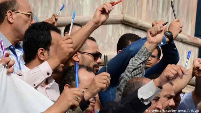 Arap ülkeleri basın özgürlüğü endeksinin son sıralarında