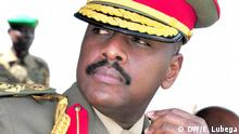 Afrika Uganda Muhozi Kainerugaba Major General