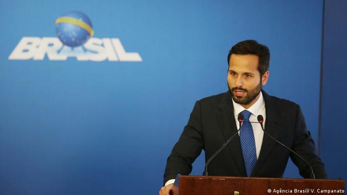 Marcelo Calero Minister aus Brasilien