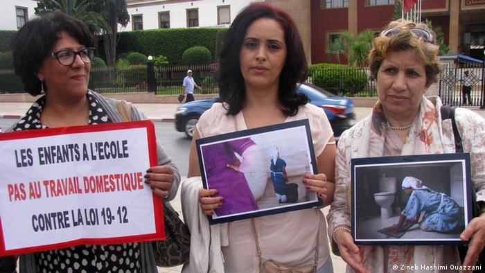 Marokko Diskriminierung und häusliche Gewalt
