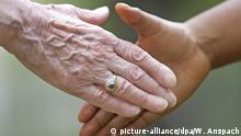 Handschlag Symbolfoto