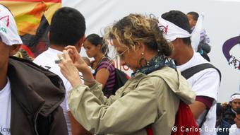 Constanza Vieira, corresponsal de Interpress Service.