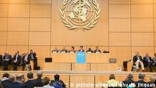 Schweiz WHO World Health Assembly WHA