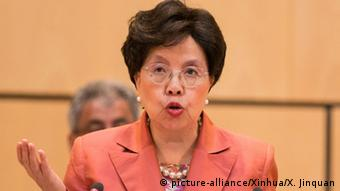 Schweiz WHO World Health Assembly WHA Margaret Chan