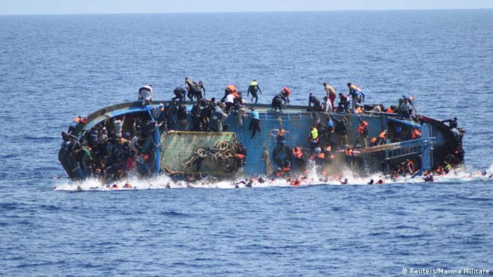 اعتبر في 27 تشرين الأول/ أكتوبر 2016 ما يقرب 100 شخصا في عداد المفقودين بعد يوم من غرق قارب يحمل مهاجرين غير شرعيين قبالة السواحل الليبية، وفي 11 تشرين الثاني/ نوفمبر أعلنت مجموعات إنسانية دولية ما يقارب 250 شخصاً في عداد المفقودين ويخشى أنهم ماتوا غرقاً وذلك إثر تحطم سفينة جديدة في المتوسط. وفي 17 تشرين الثاني/نوفمبر وخلال حوالي 48 ساعة تحطمت أربع سفن ما أدى لغرق 340 مهاجراً.