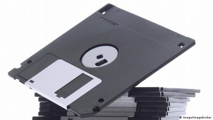 Floppy Disk (Imago/imagebroker)