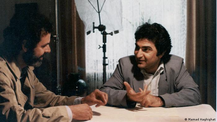 Der iranische Regisseur Sohrab Shahid Saless