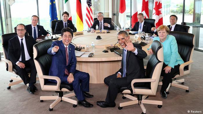 Japan G7 Gipfel