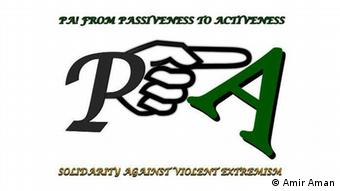 Logo Solidarity against violent extremism