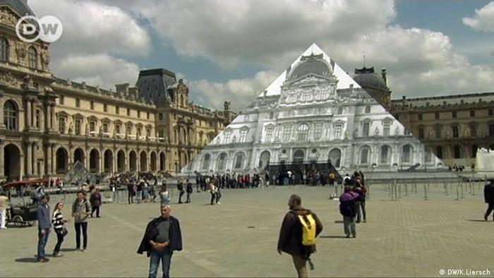DW Euromaxx JR Louvre (DW/K.Liersch)