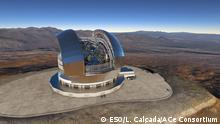 ESO Signs Largest Ever Ground-based Astronomy Contract for E-ELT Dome