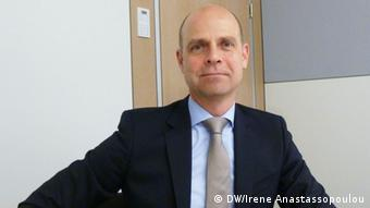 Ο CEO της Fraport Greece Αλεξάντερ Τσινέλ