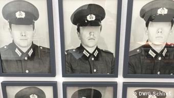Guardas de fronteira de Berlim Oriental