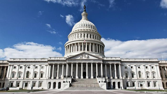 USA Repräsentantenhaus (Imago/M. Aurich)