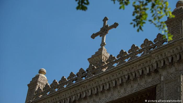 Ägypten Koptische Christen