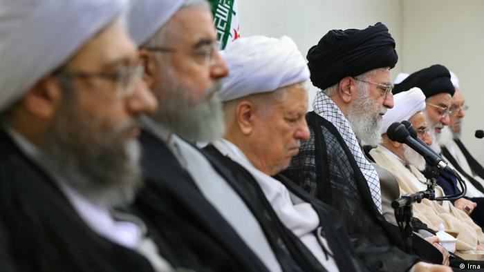Iran Ali Khamenei (Irna)