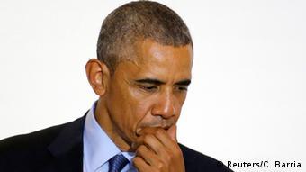 Japan G7-Gipfel Barack Obama Pressekonferenz in Ise-Shima