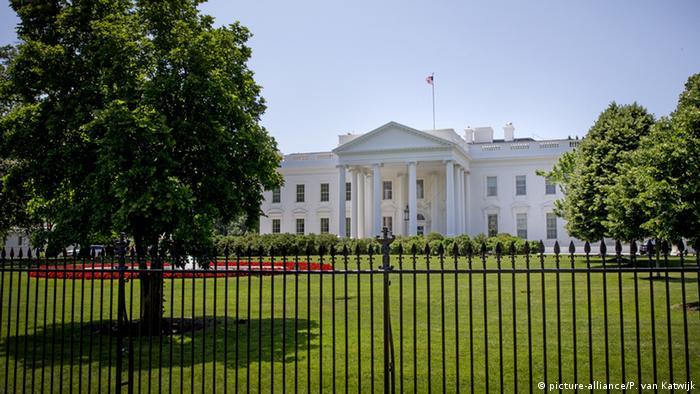 USA Weisses Haus Washington (picture-alliance/P. van Katwijk)