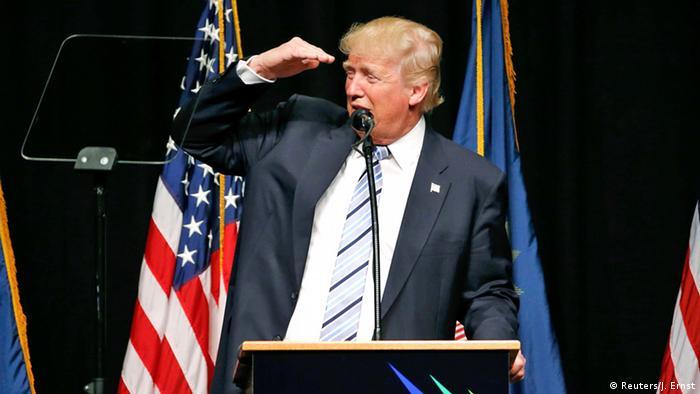 USA Vorwahlen Kandidat Donald Trump