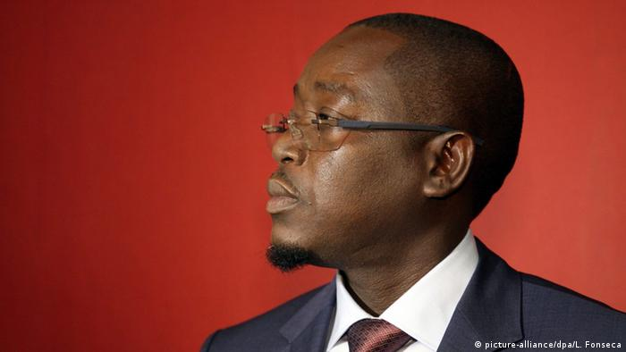 An image of Baciro Dja, who was named new prime minister of Guinea-Bissau