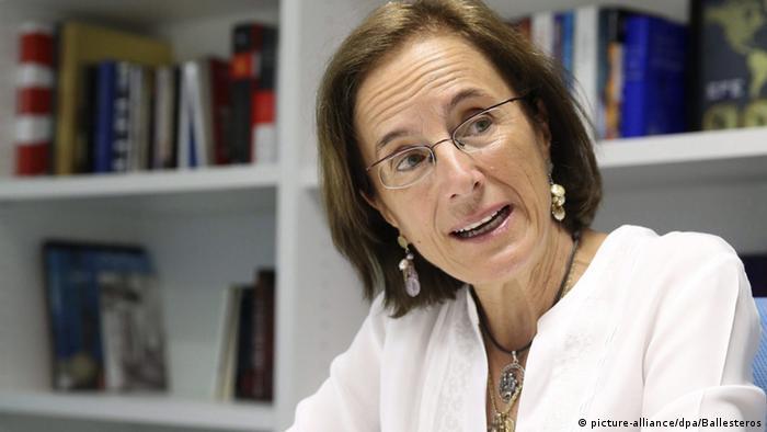 Journalistin Salud Hernandez