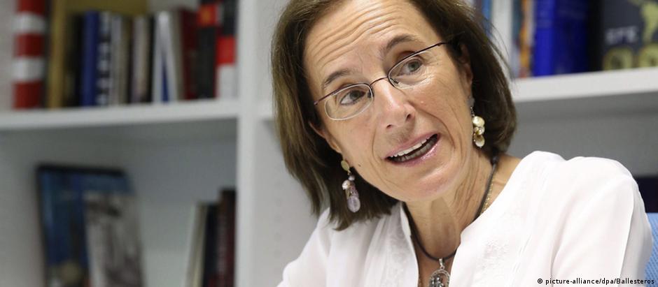 Salud Hernandez é correspondente do jornal espanhol El Mundo